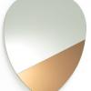 Le miroir bicolore Taratra